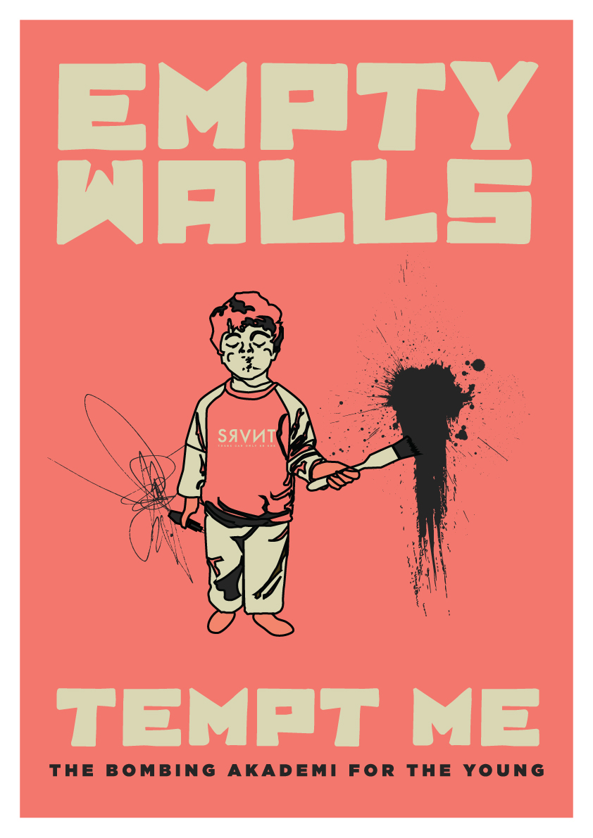 Empty Walls - Tempt Me