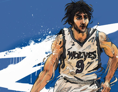 ROGER SPACE IS ALL IN - RICKY RUBIO