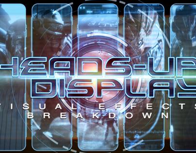 Heads-Up Display | VFX Breakdown