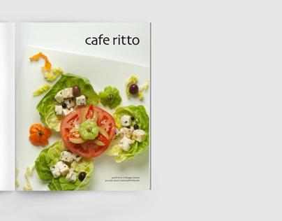 Cafe Ritto - identity