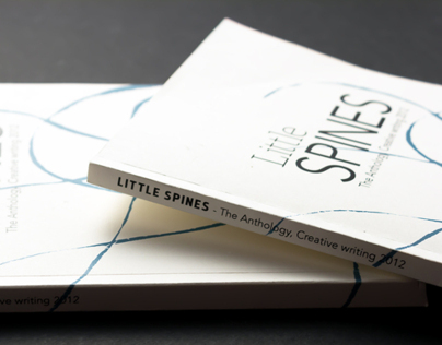 Little Spines - Creative writing anthology 2012