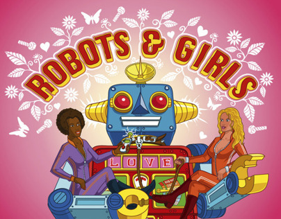 Robots, Beasts, Goddesses & Cool Vehicles