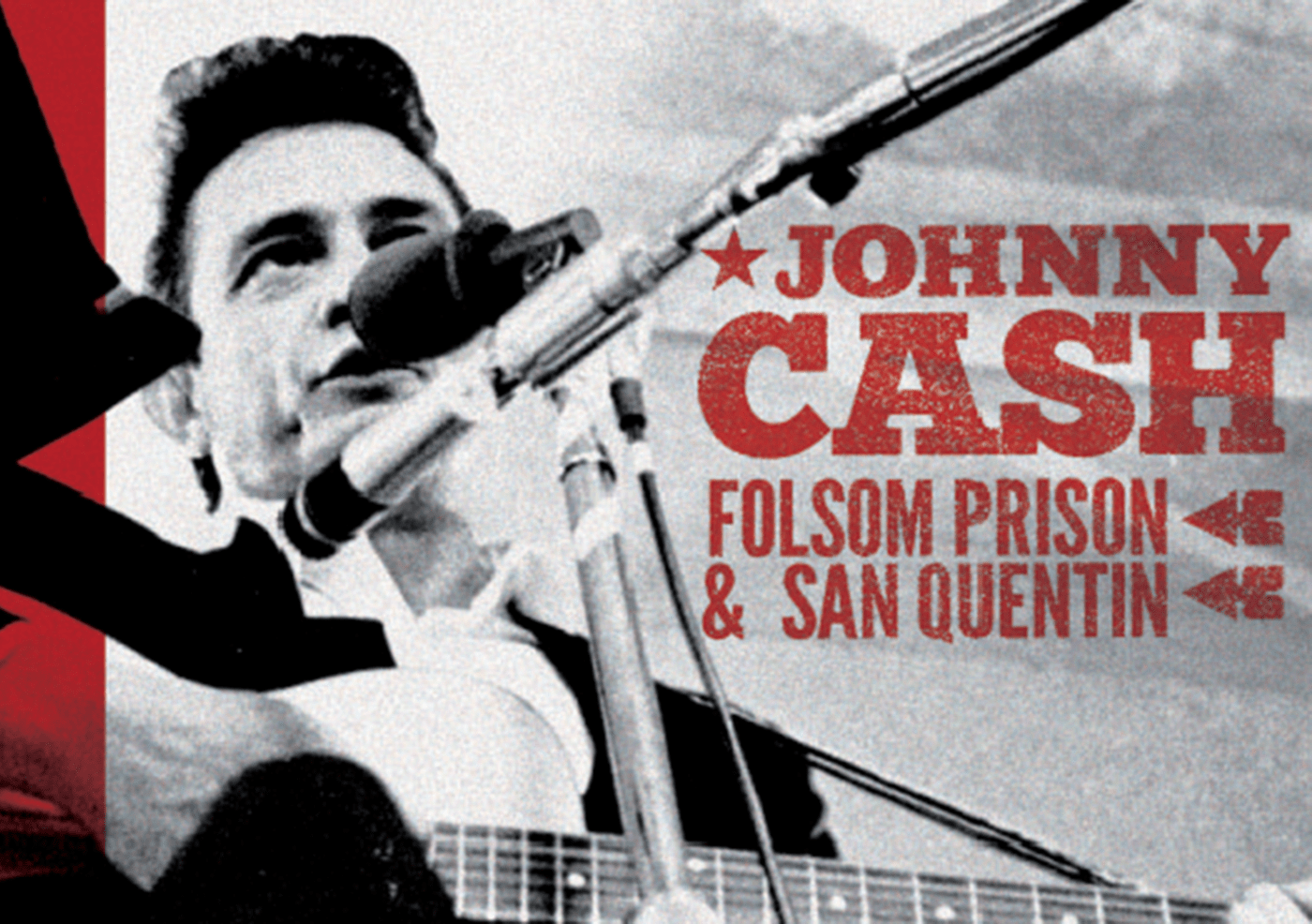 Johnny Cash at Folsom Prison & San Quentin - boxset