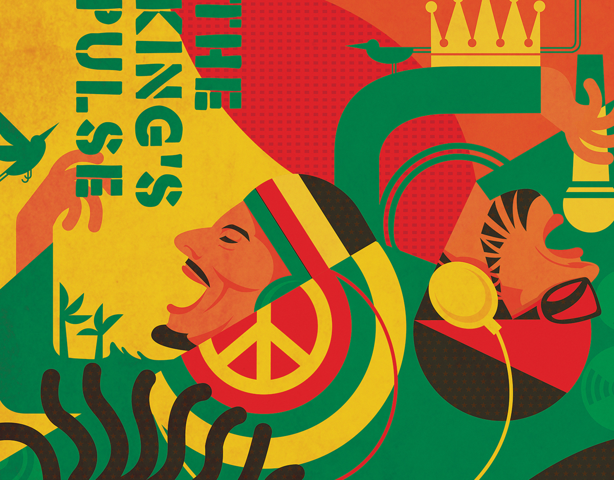 IRPC Poster: 'The King's Pulse'