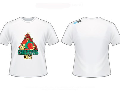More Than Lifestyle Christmas tee edition