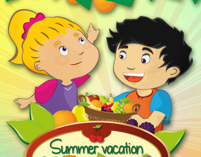 Vita and Mint: Summer Vacation in Fruitland