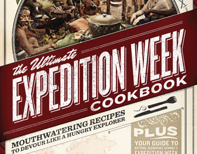 NGC The Ultimate Expedition Week Cookbook