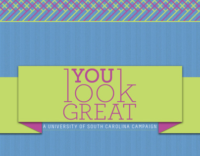 You Look Great Zine/Campaign