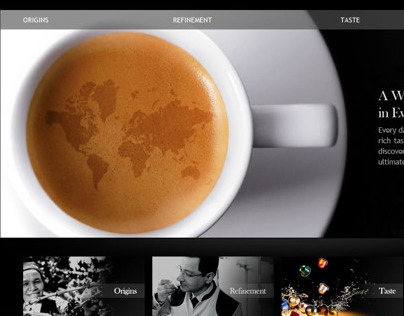 Nespresso - A World of Taste