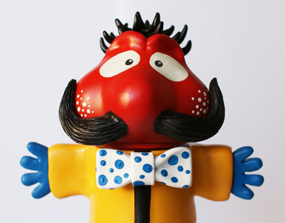 Zebedee | Custom Android doll