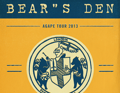 Bears Den Agape Tour 2013