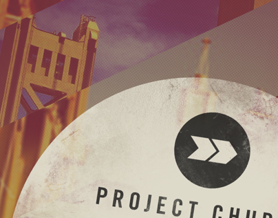Project Church // branding + print