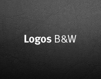 Logos archive | Black & white