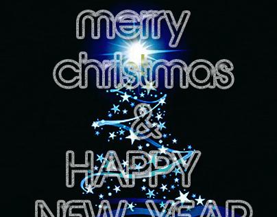 Christmas Card 2013, new year, 2013