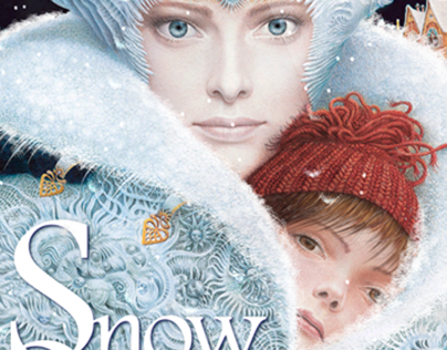Interactive Book Snow Queen