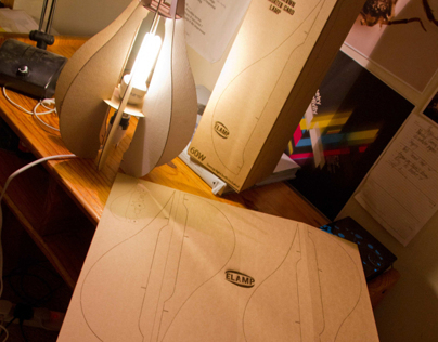 Starpack 2012 make your own eco-friendly lamp