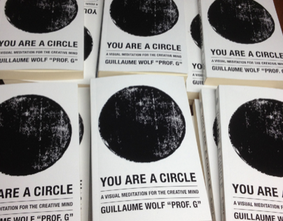 You Are a Circle (A Book for Creatives)