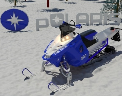 Polaris Dragon 800 RMK