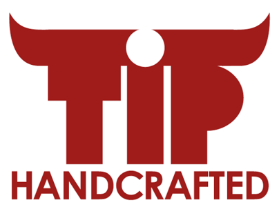 TIP Handcrafted Beer: Logo & Packaging