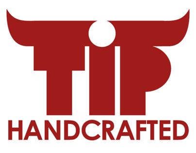 TIP Handcrafted Beer: Logo & Packaging