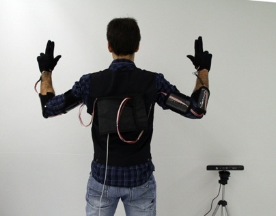 Immersive Gaming:Merging Embodied Interaction & Haptics