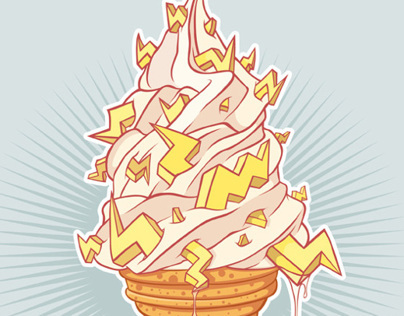 Whats your favourite Ice Cream? (PHFat fan art.)