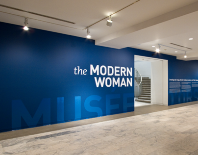 VANCOUVER ART GALLERY | THE MODERN WOMAN EXHIBITION