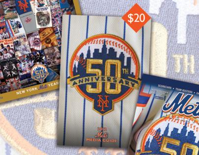 New York Mets April Publication Sign