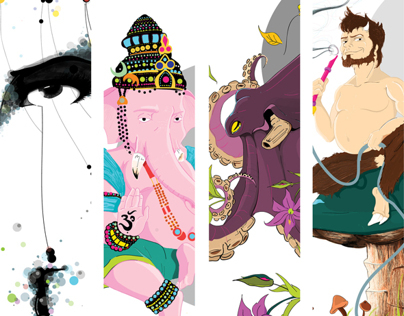 Adobe Ideas Illustration Series