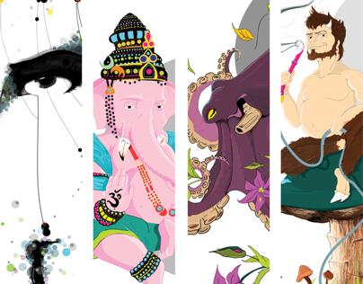 Adobe Ideas Illustration Series
