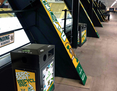 University of Vermont Athletics Sustainability Campaign
