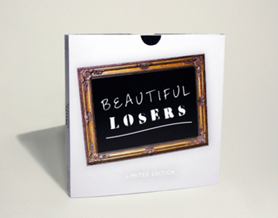 Beautiful Losers Limited Edition DVD Packaging