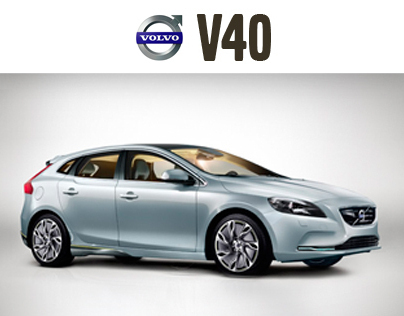 Volvo V40. Rich Media Advertising