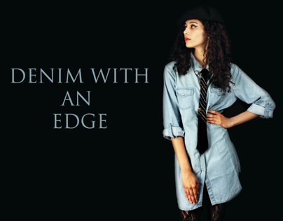 Denim with an Edge