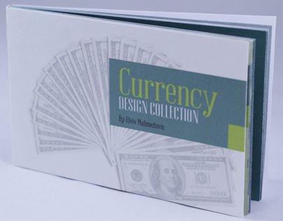Currency Design Obsession Book