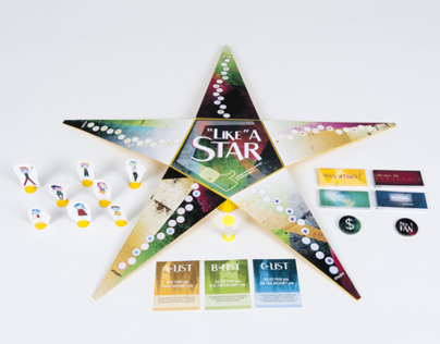 Like A Star: Game Design