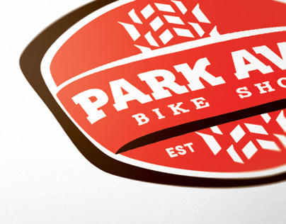 Bike shop identity refresh