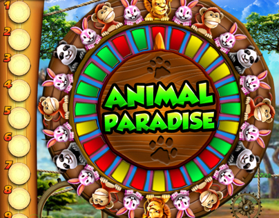 Animal Paradise ©Spade Gaming