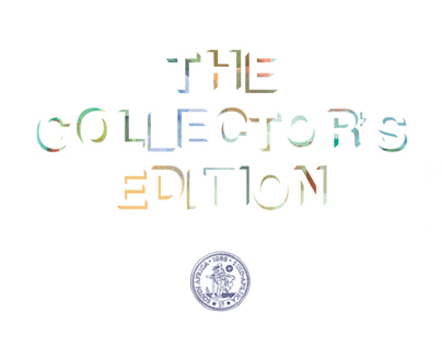 The Collectors Edition Zine