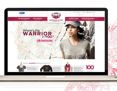 Ford | Warriors In Pink