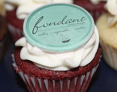 Fondant Pastry Design