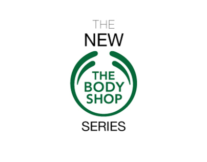 New Body Shop Product Designs