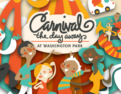 Logo Design: Carnival the Day Away