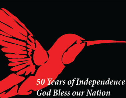 50th Independence of Trinidad and Tobago Logo Contest