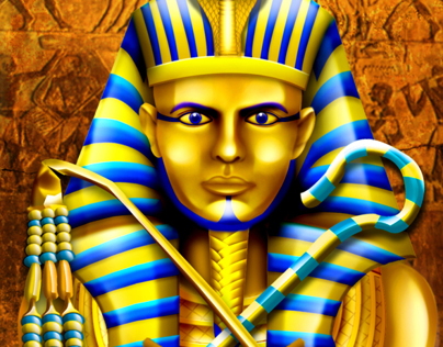 Golden Pharaoh(slot) ©Spade Gaming