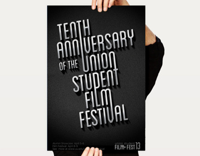 Union Film Festival Anniversary