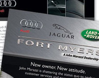 Audi Jaguar Land Rover Fort Myers - direct mail