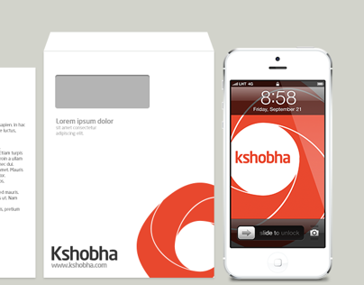 Kshobha - Branding and Web Design