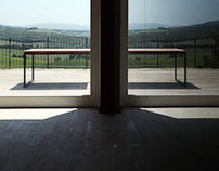 sustainable architecture for a house in Tuscany