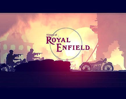 History of Royal Enfield